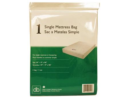 Mattress Plastic Bag Covers